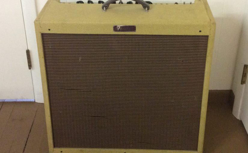 Fender Blues DeVille loaded with Celestion G10-40's