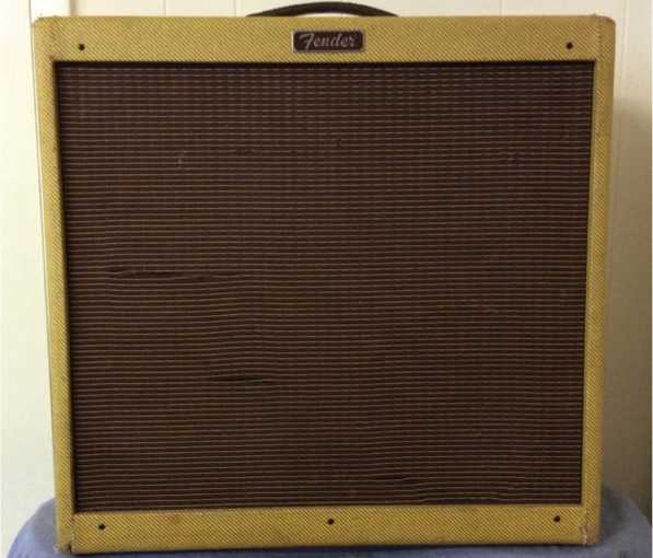 (1994) Fender Blues DeVille Loaded w/ Celestion G10-40's