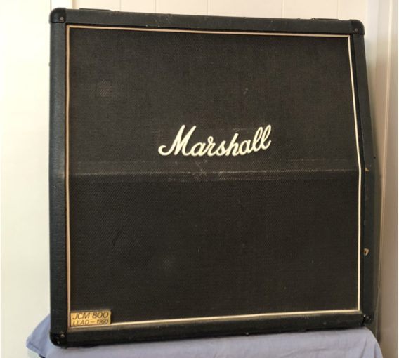 Marshall 1960A Speaker Cabinet